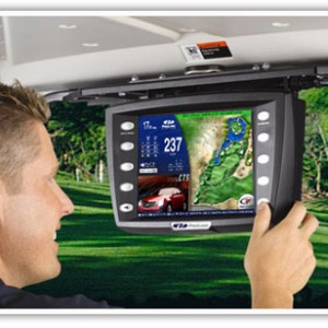 In-Cart Golf GPS System