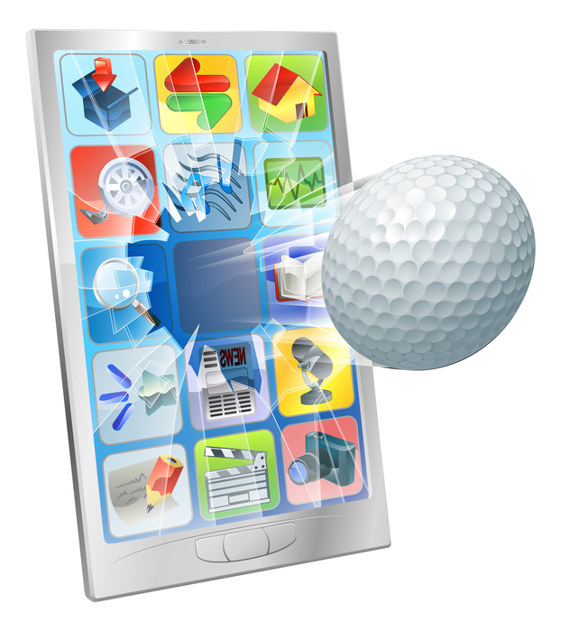 Mobile Golf Device