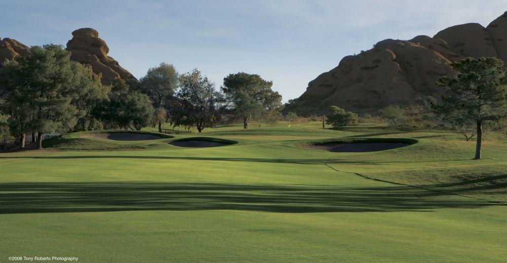Papago Golf Course Phoenix