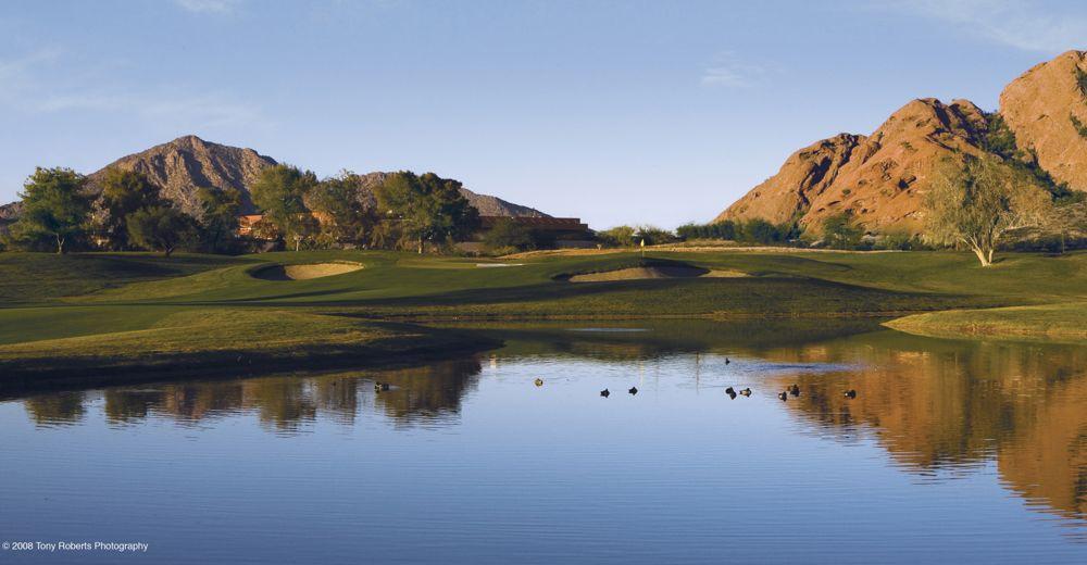 Papago Golf Course Phoenix AZ