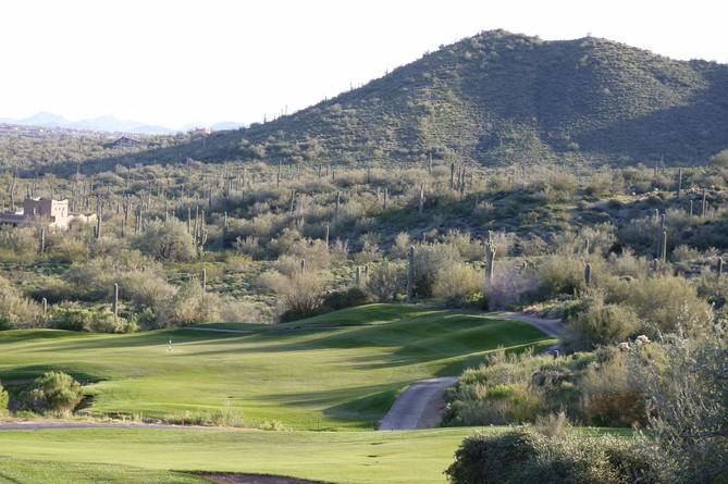 Rancho Manana Golf Course Hole 4