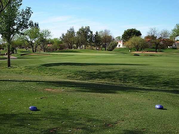 Scottsdale Silverado Silver Pony Junior Course