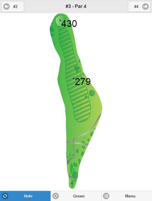 Scottsdale Silverado Golf Club Hole 3